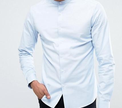mariage chemise