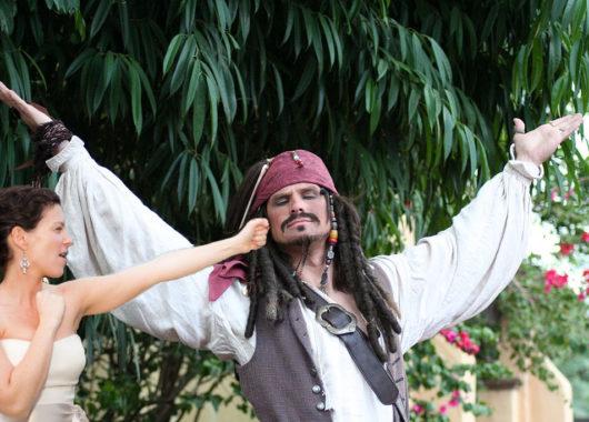 Faux Jack Sparrow