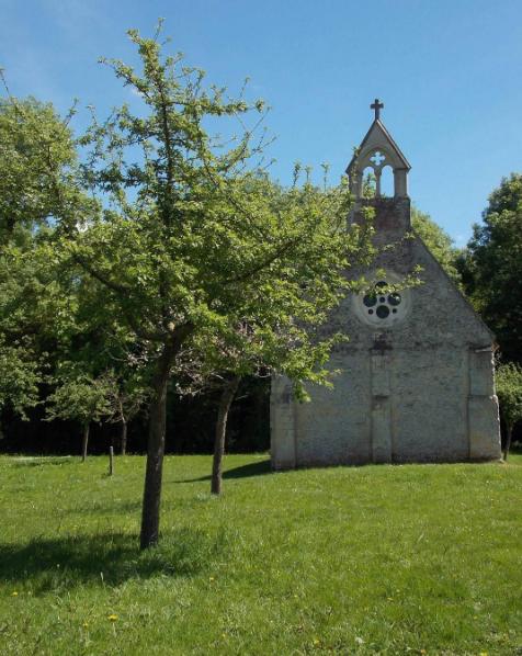 La ferme de Billy chapelle pommier