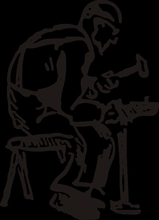 dessin artisan