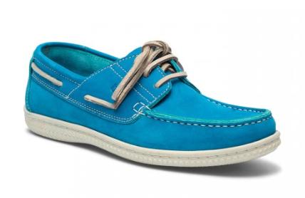 chaussures bateau preppy