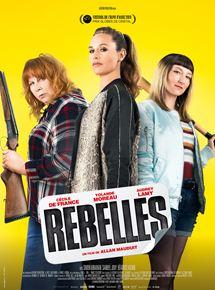 film Rebelles affiche