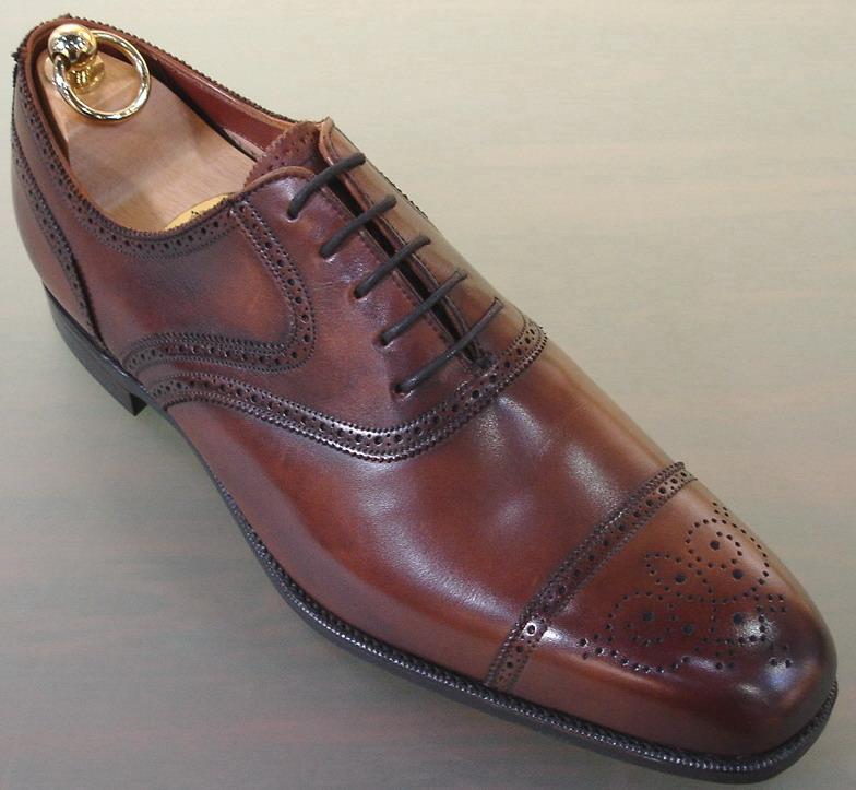 chaussures homme richelieu