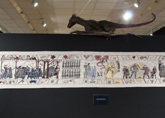 tapisserie Game of Thrones bayeux