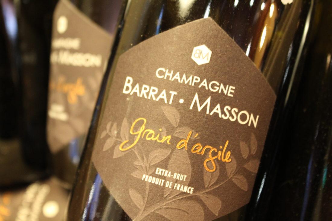 caviste à Caen terres de raisin champagne barrat masson