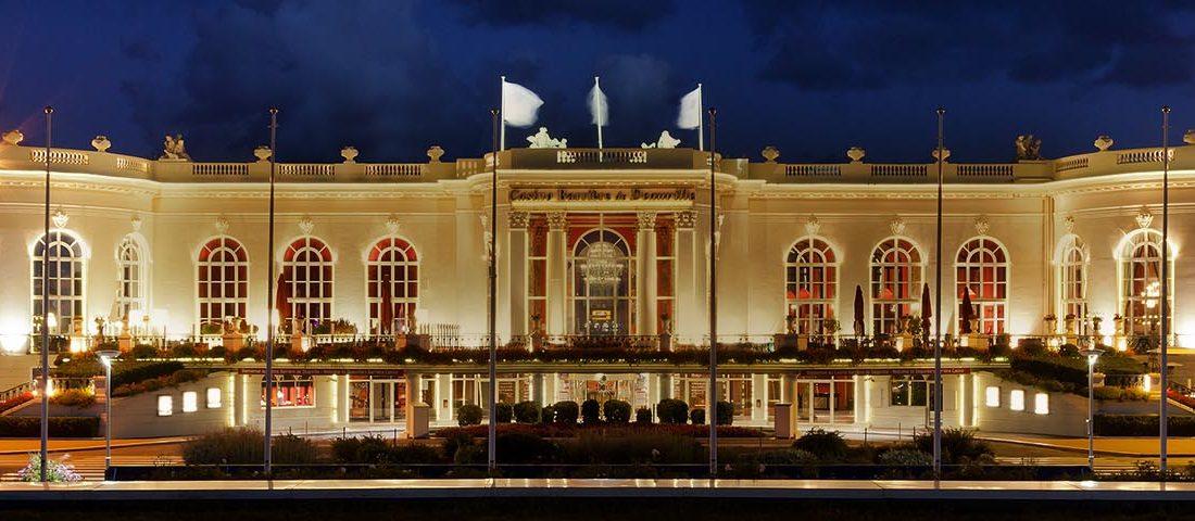 Pays d'Auge casino de Deauville