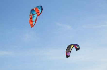 kitesurf matériel voile