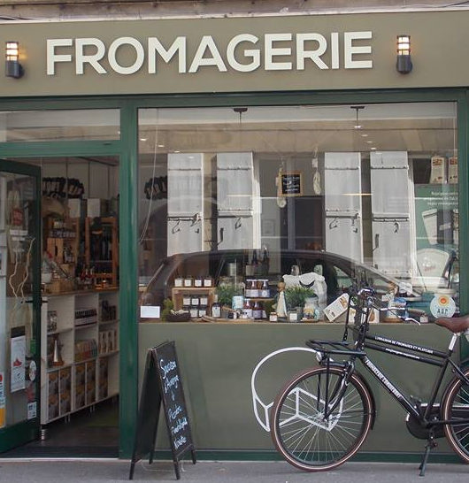 fromagerie conquerant