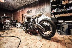 comment mettre sa moto en hivernage