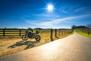 promenade moto