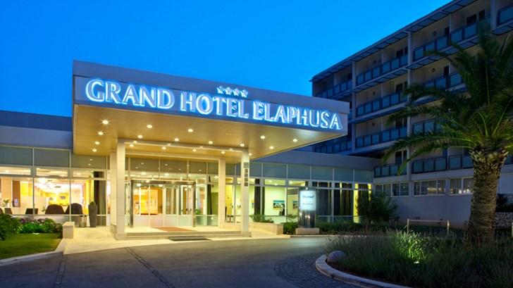 grand hotel elaphusa croatie