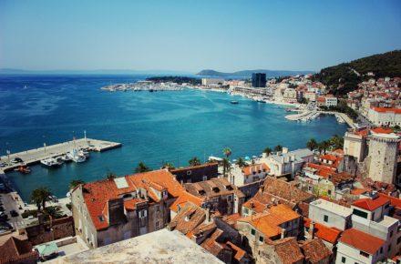 port croatie