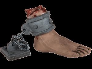pied coupé