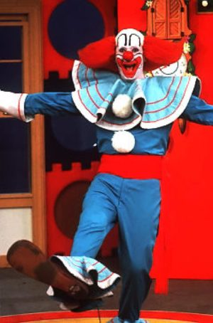 look de clown