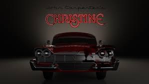 film christine voiture