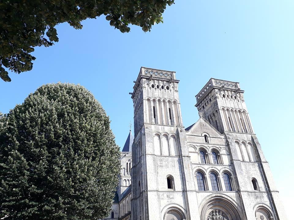 église abbatiale de la Trinité Caen