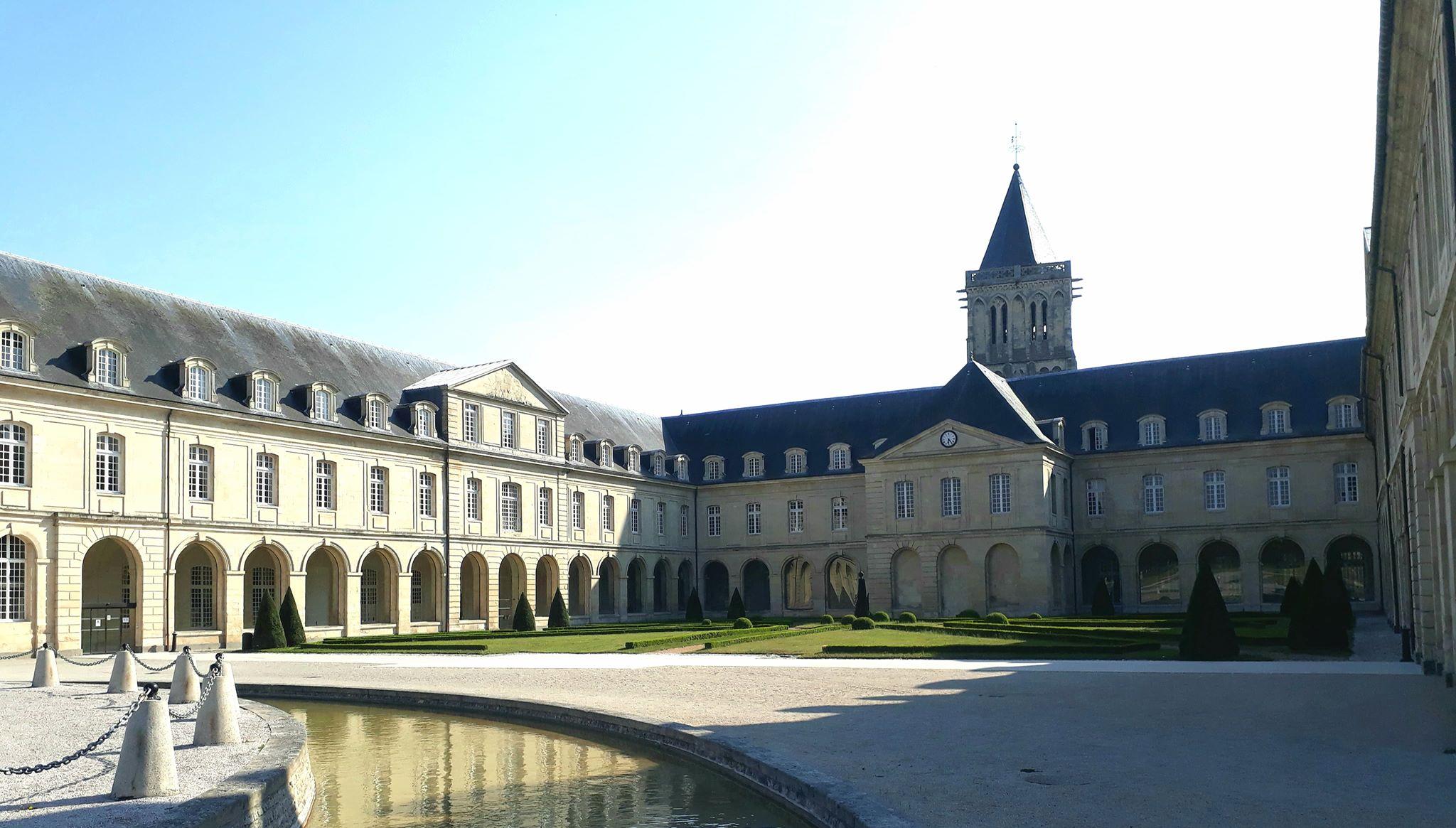 charlotte corday Abbaye aux dames