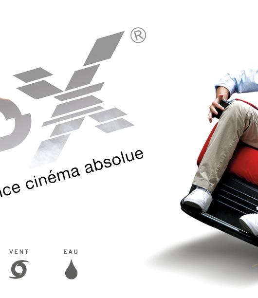cinéma 4DX caen