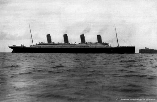 Le 10 Avril 1912 titanic