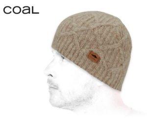 Bonnet Coal 100% laine