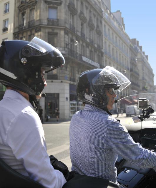 Felix app scooter taxi
