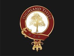 devenir Lord en Ecosse HighlandTitles.com