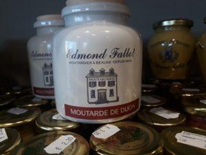 Edmond fallot épicerie fine moutarde
