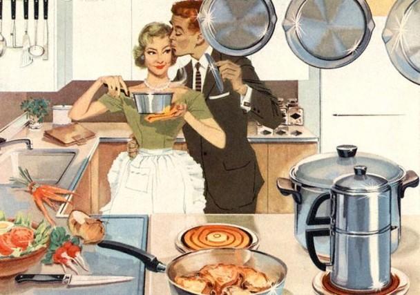 apa au boulot Maman cuisine