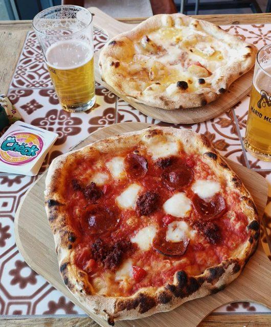 mario mousse pizzaria