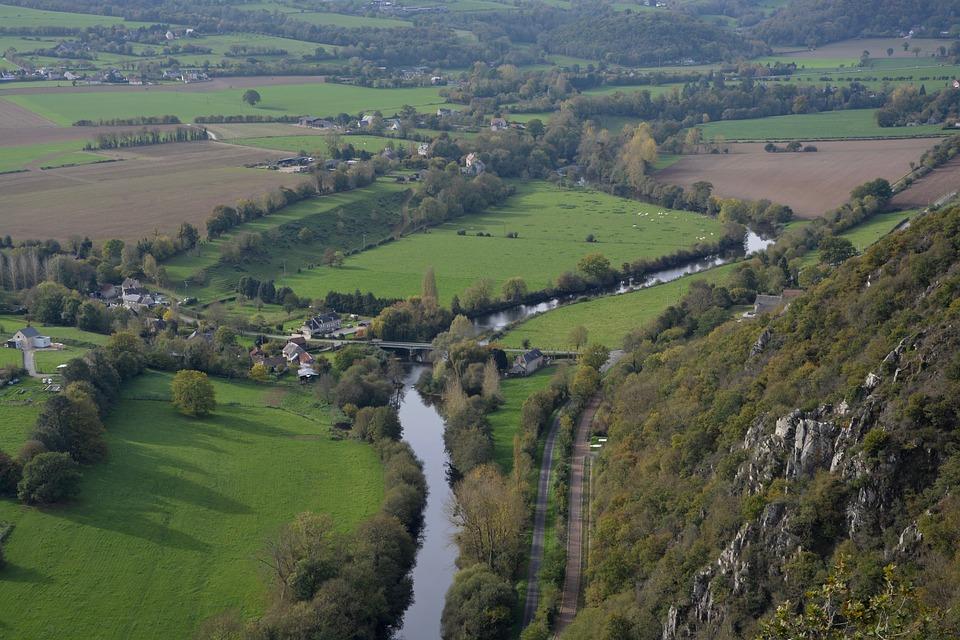 Suisse Normande paysage