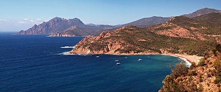 pêche sportive en Corse du Sud