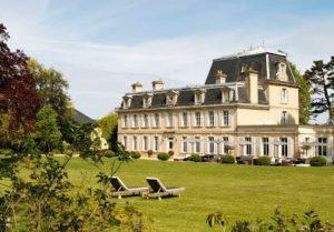 Le château La Chenevière à Port-en-Bessin