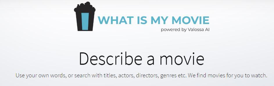 comment trouver un film sans le nom