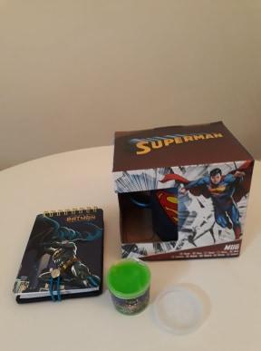super heros nostalgift