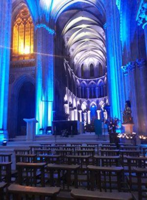 Cathédrale de Bayeux interieur