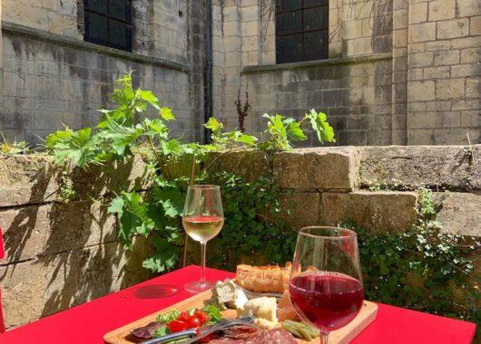 caviste à Caen terres de raisin