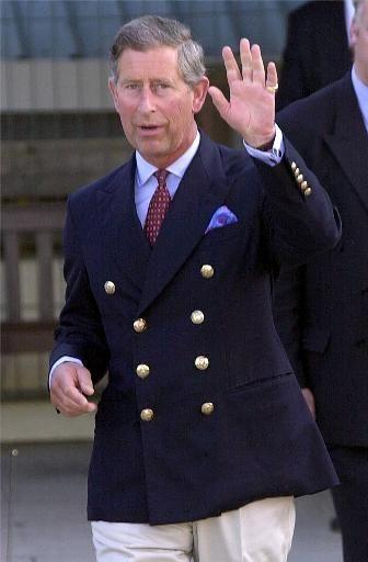 prince charles navy blazer