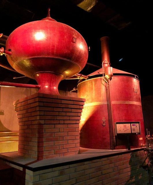 Calvados Expérience distillerie