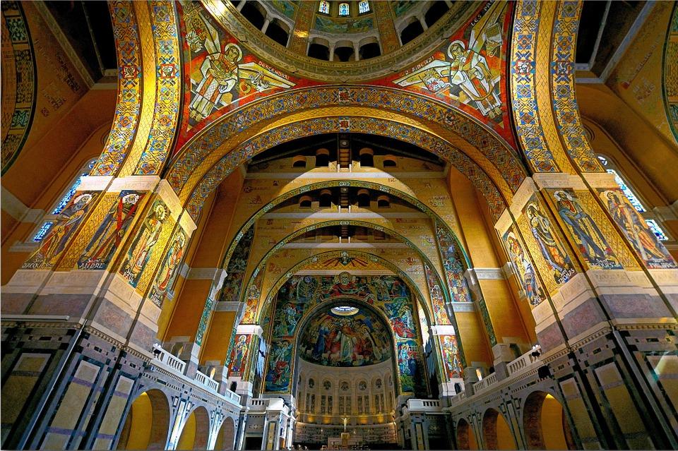 basilique saint Thérèse de Lisieux