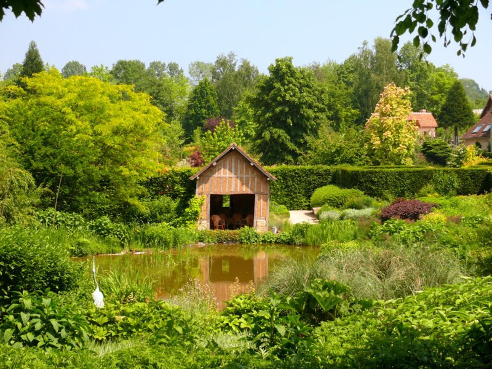 jardins du pays-d' auge cambremer