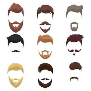 couleurs de cheveux homme