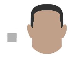 choisir ses lunettes de vue homme avec un visage de type carré