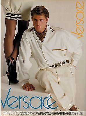 style versace années 80