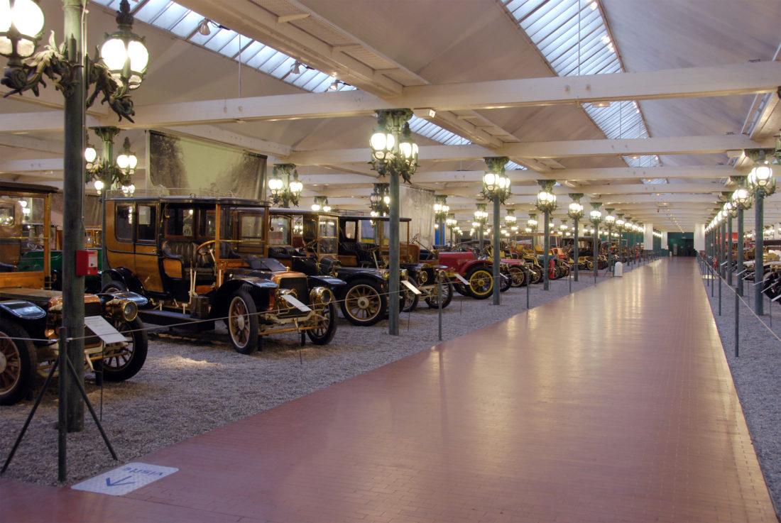 la cité de l'automobile mulhouse