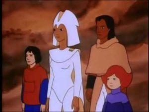 dessins animés des années 80