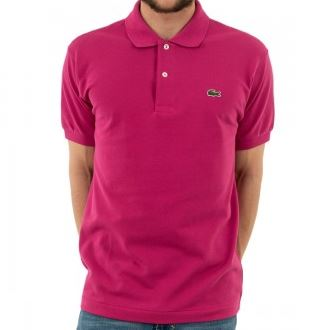 Polo lacoste rose