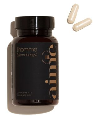 flacon Homme Skin+Energy