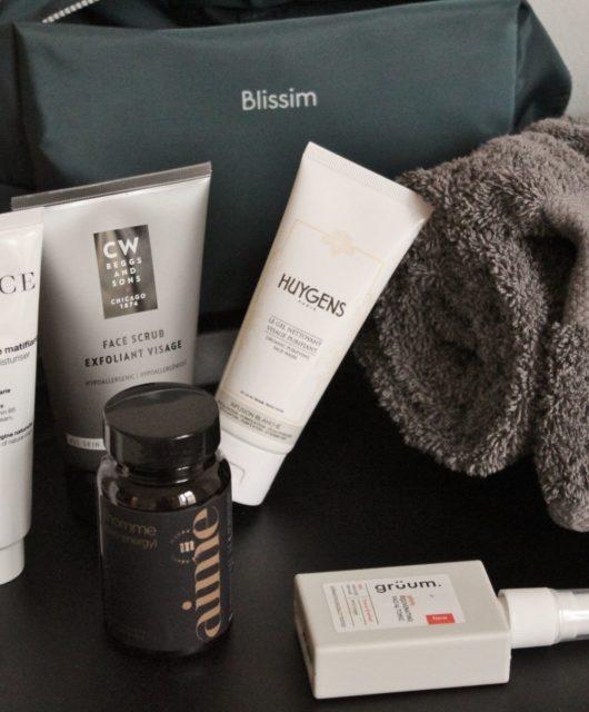 Box edition limitée Monsieur Blissim