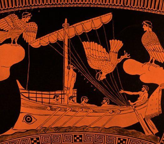 illiade et l'odyssée