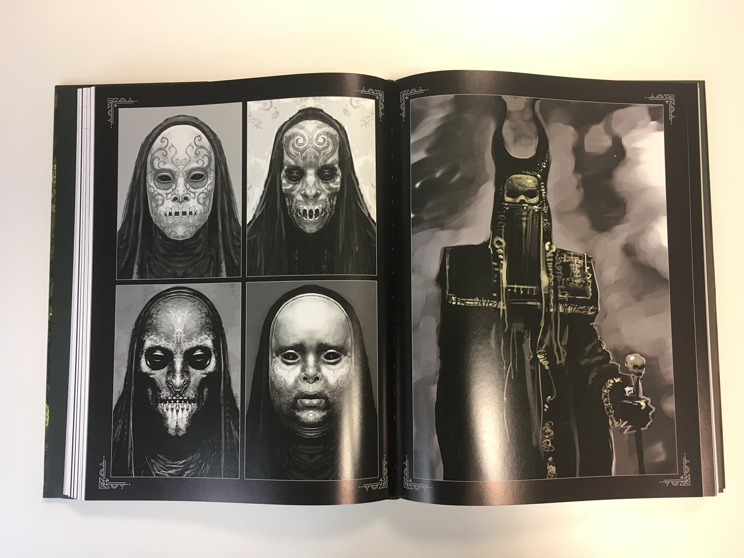 illustrations Harry Potter